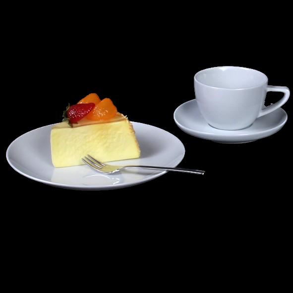"""Kaffeegedeck """"MA ConFom N"""" 3-tlg. rund"""