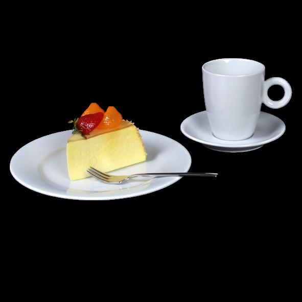 "Kaffeegedeck ""VLT Rondo"" 3-tlg."