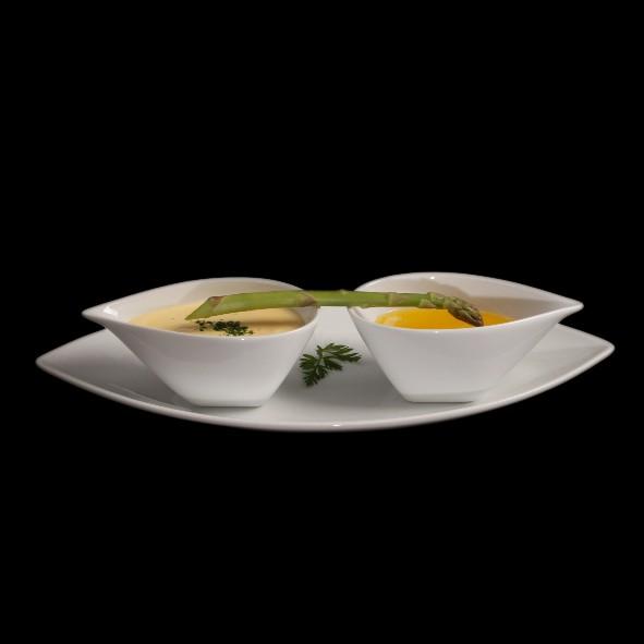 Menagen- & Saucenset 3-tlg. 35 x 18 cm