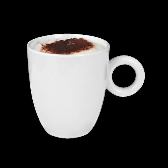 "Milchkaffeetasse ""Rondo"" 0,38 l (**)"