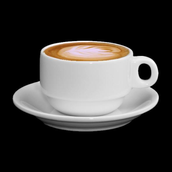Vorteilspack Kaffeetassen stapelbar 48-teilig