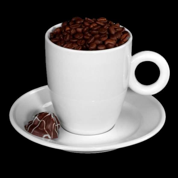 "Milchkaffeetasse 0,38 l ""Rondo"" auf Untere UTT"