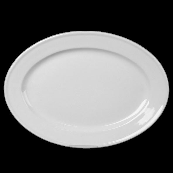 "Platte oval 35 x 26 cm ""Stabrand"""