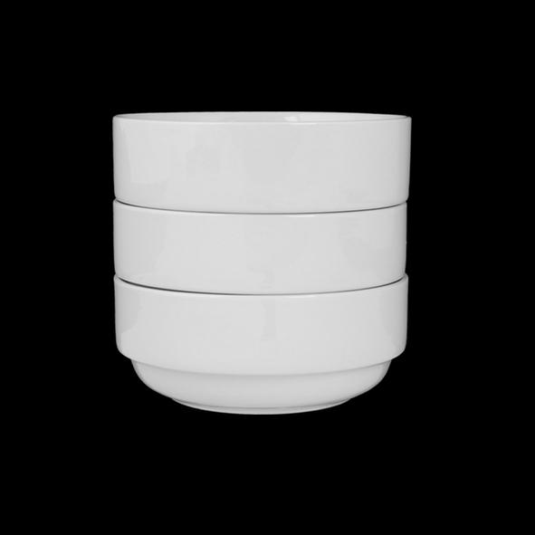 Schale Bowl rund 12 cm stapelbar