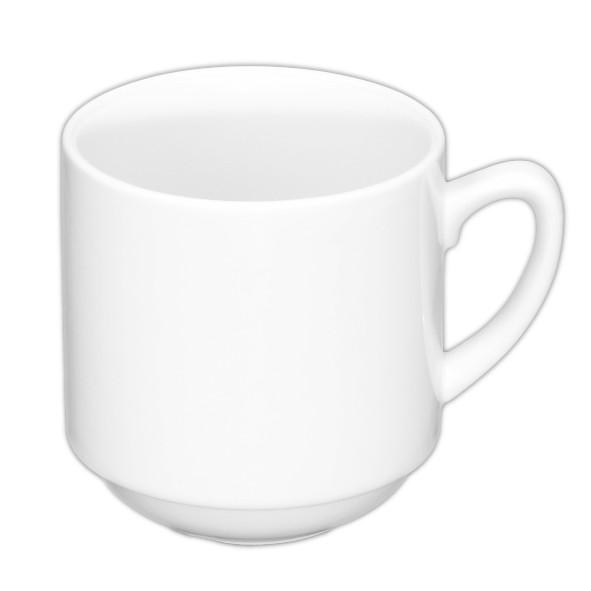 """Kaffeebecher 0,28 l """"Sabine"""" stapelbar"""