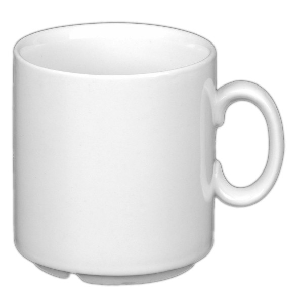 """Kaffeebecher 0,29 l """"Robert"""" stapelbar"""