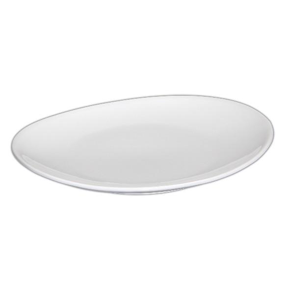 """Teller & Speisenplatte oval 28 cm """"Ovali"""" (**)"""