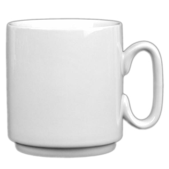 """Kaffeebecher 0,22 l """"Ronald"""" stapelbar"""