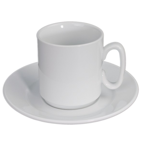 "Kaffeebecher 0,22 l ""Ronald"" auf Untere UTV"