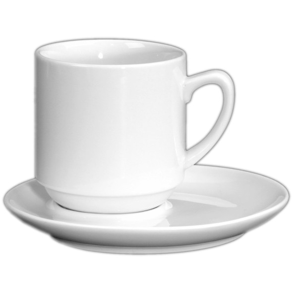 """Kaffeebecher 0,28 l """"Sabine"""" auf Untere UTM"""