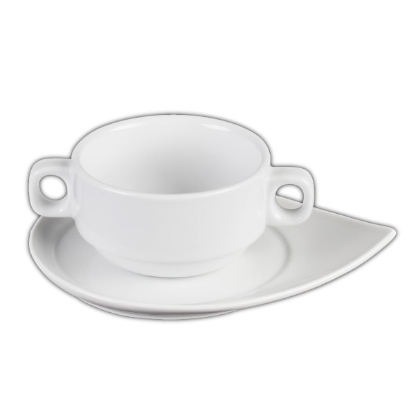 Suppentasse/Suppen Obere 0,25 l auf Untere CF