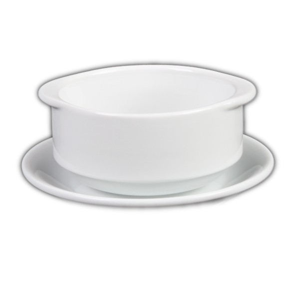 Suppentasse/Suppen Obere 0,30 l auf Untere UTA