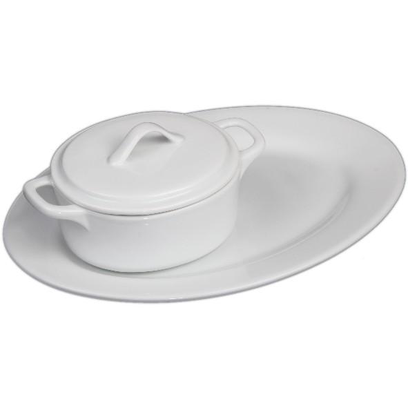 Suppen- & Eintopf Servierset 0,40 l 29 x 21 cm