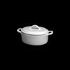 Cocotte/Kokotte/Topf mit Deckel 0,40 l