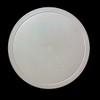 Kunststoffdeckel grau für Schale 0,80 l