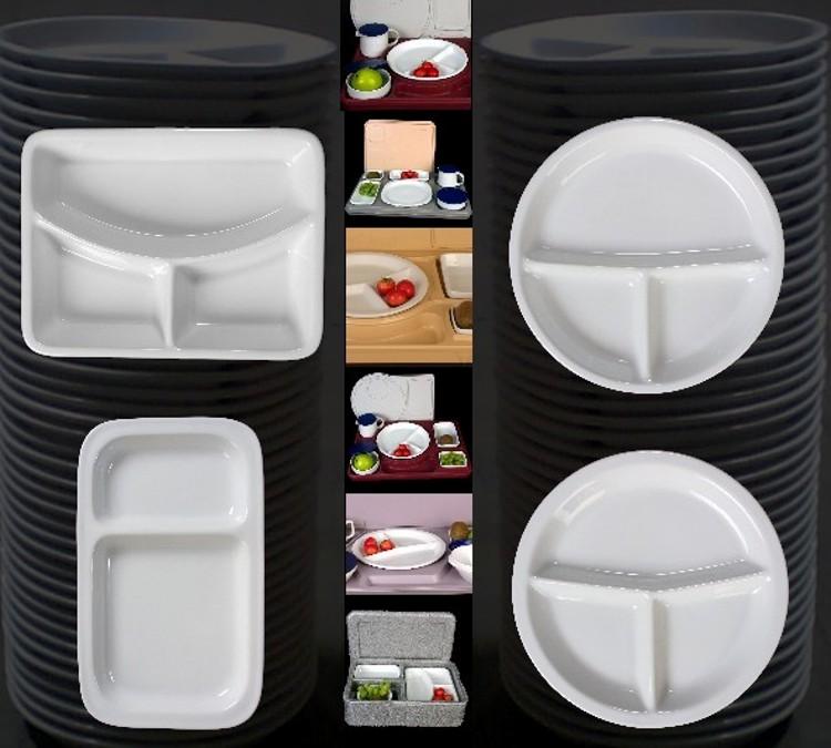 Porzellan Abteilteller & Segmentteller günstig online kaufen!