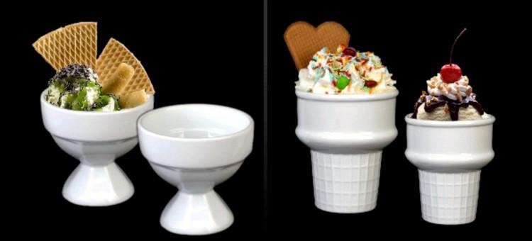 Porzellan Eisbecher & Eispokale kompetent & günstig kaufen!