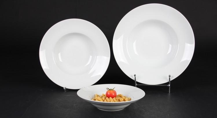 Porzellan Pastateller Form Klassik günstig online kaufen!