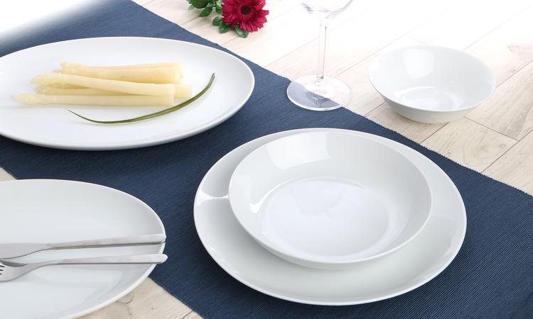 Porzellan Coupteller Form Maxima kompetent & günstig kaufen!