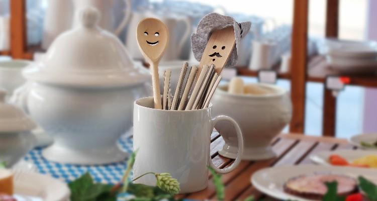 Besteckköcher & Besteckhalter aus Porzellan günstig kaufen!
