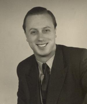 Knud Holst senior 1955