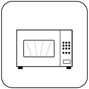 Porzellan in der Mikrowelle