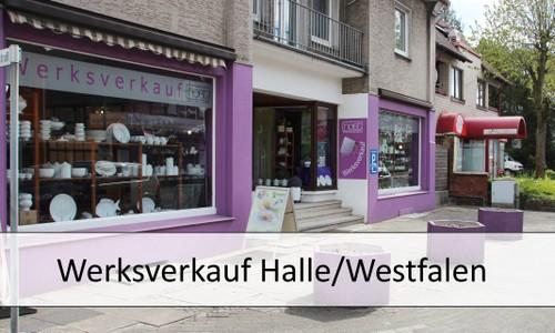 Holst Porzellan Werksverkauf Halle