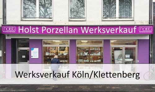 Holst Porzellan Werksverkauf Köln