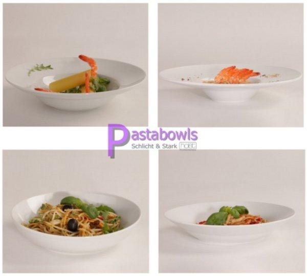 Pastateller und Pastabowls von Holst Porzellan