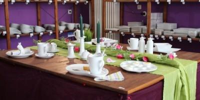 Tischporzellan Holst Porzellan