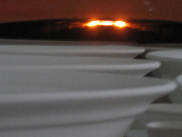 Porzellanbrand bei 1.400° C