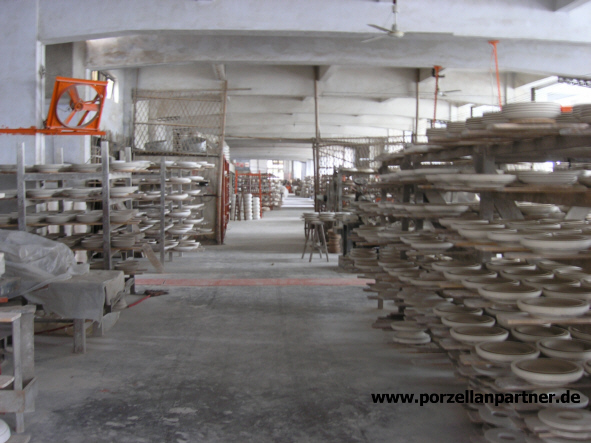 Werkshalle mit über 3.000 qm