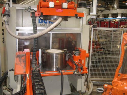 Schulung über die maschinelle Herstellung von Porzellan