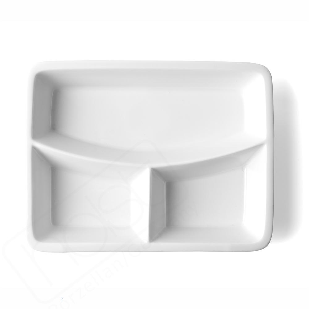 Segment plate 23,0 x 17,5 cm