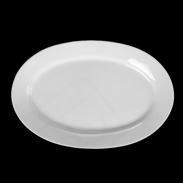 Oval platter ''Albergo'' 34 cm