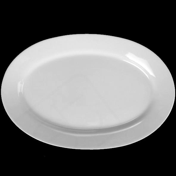 Oval platter ''Albergo'' 37 cm