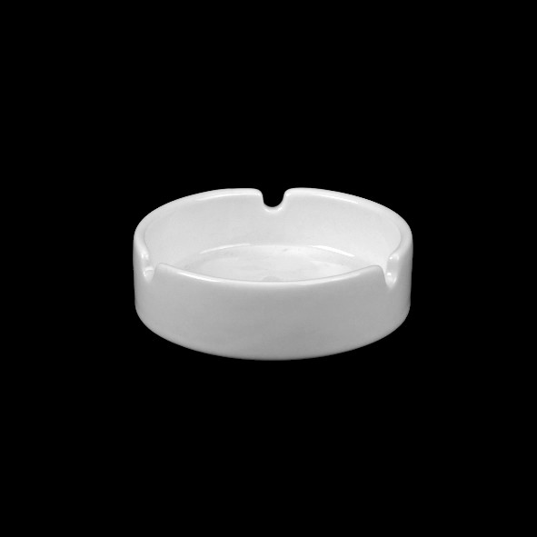 Round ashtray 10 cm stackable