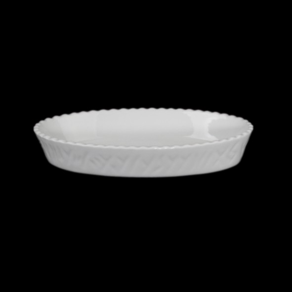 Oval baking pan ''Toscana'', 24 cm