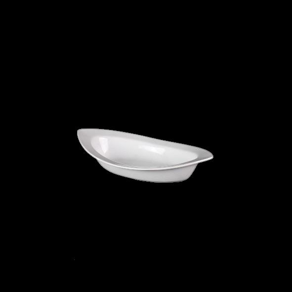 "Porzellan Fahnenschale 20 cm, 0,15 l ""Bateau"""