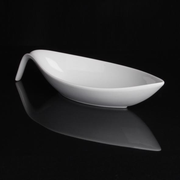 Bowl ''Bateau'' 34 cm with handle