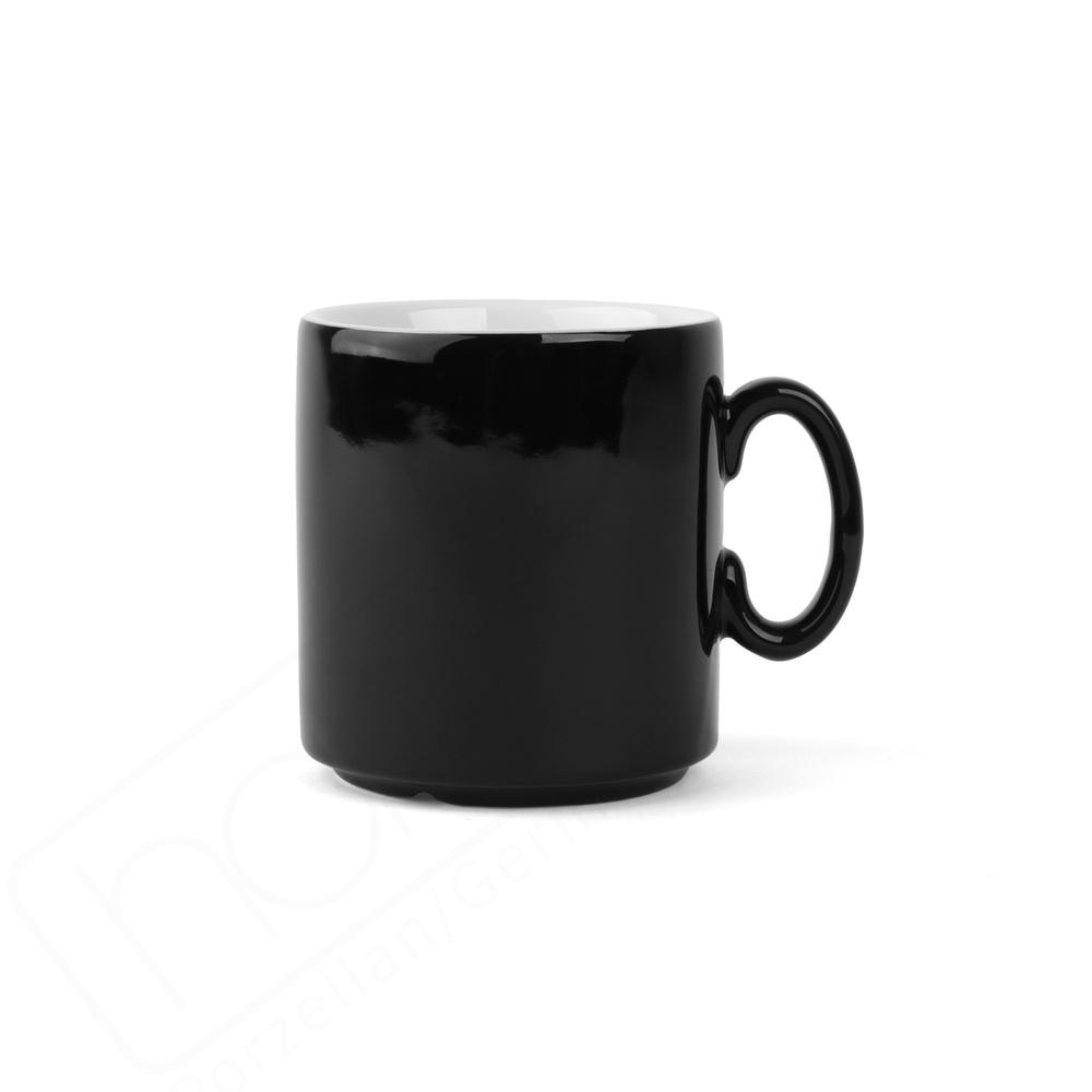 "Mug ""Robert"" 0,29 l black"