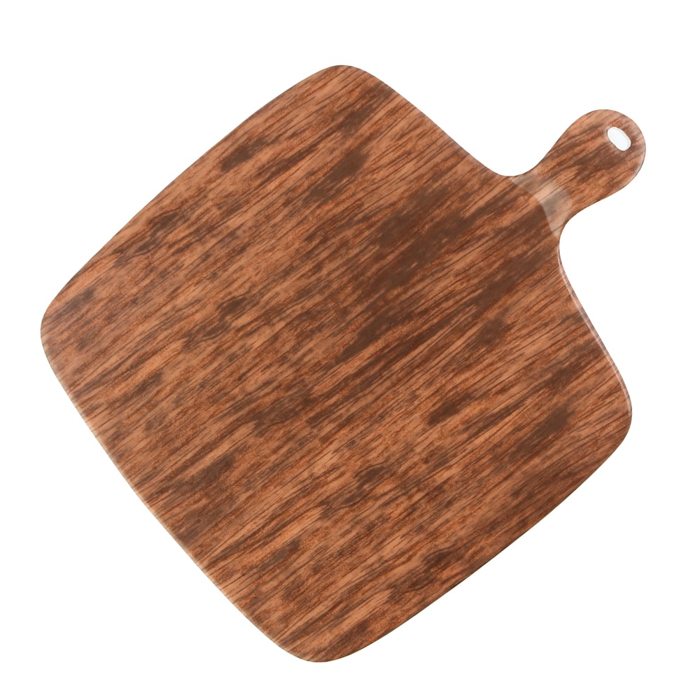 Snack plate 38 x 31 cm ''Wood Design''