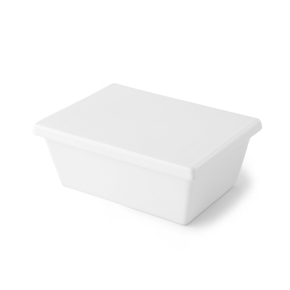 Butter dish two-piece