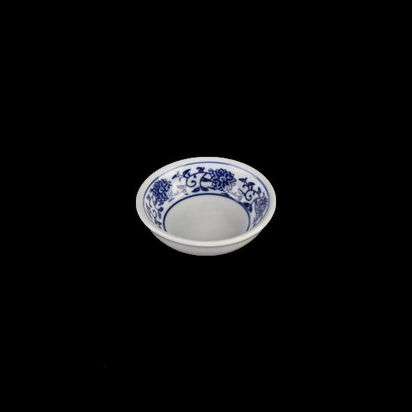 "Saucenschale 9 cm ""Qing Hua Ci"" (**)"