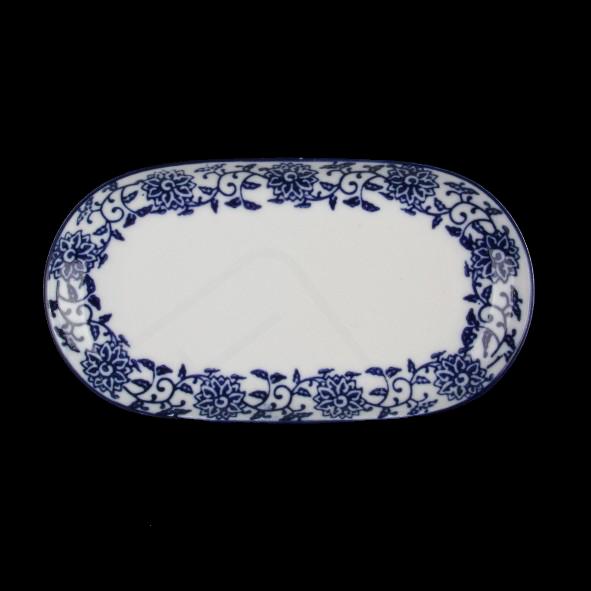 """Serviettenschale 16 x 9 cm """"Qing Hua Ci"""