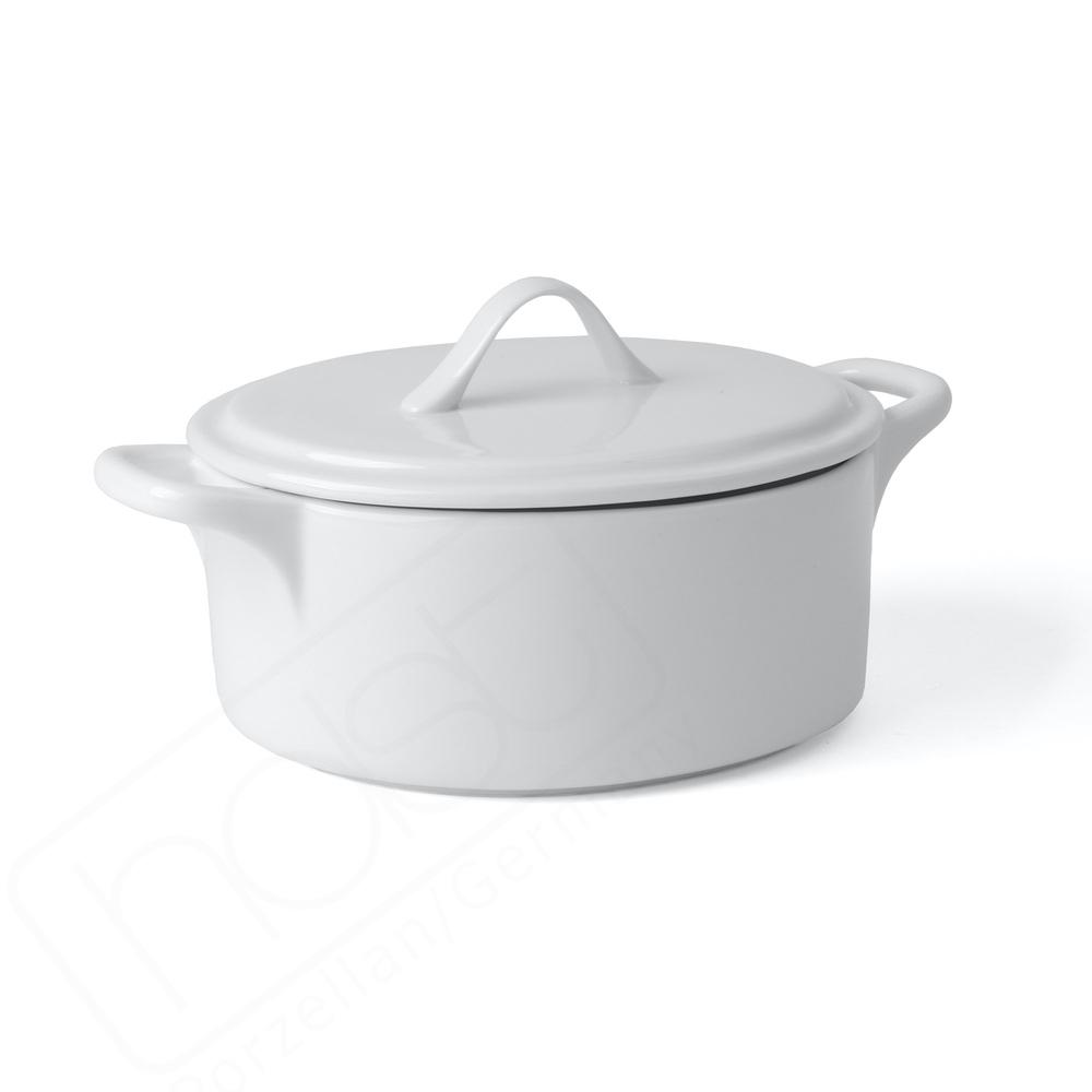 Cocotte/Kokotte/Topf mit Deckel 1,1 l