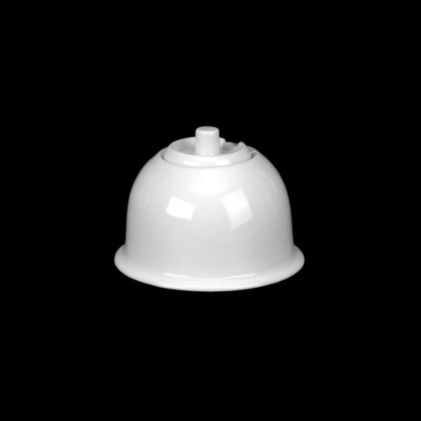 Sugar bowl with lid 0,18 l