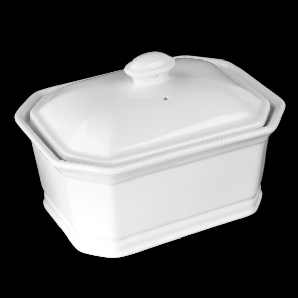 Rectangular tureen Strasbourg 1000 g