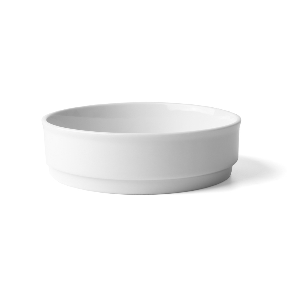 "Round bowl ""Hospital"" 17,5 cm, stackable"