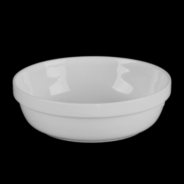 "Round bowl ""Hospital"" 19,5 cm, stackable"